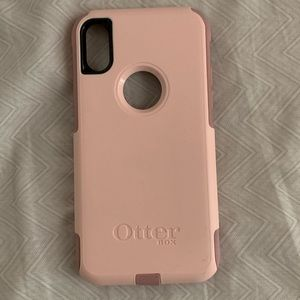 Otter box screenless iPhone X case